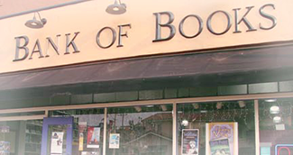 Bank of Books Store Name