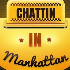 Chattin in Manhattan Logo